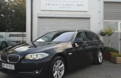 Zdjęcie BMW 525xd F11