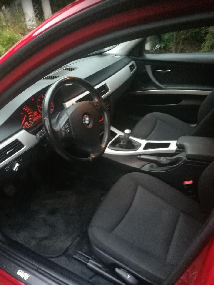 Zdjęcie BMW e90 320d