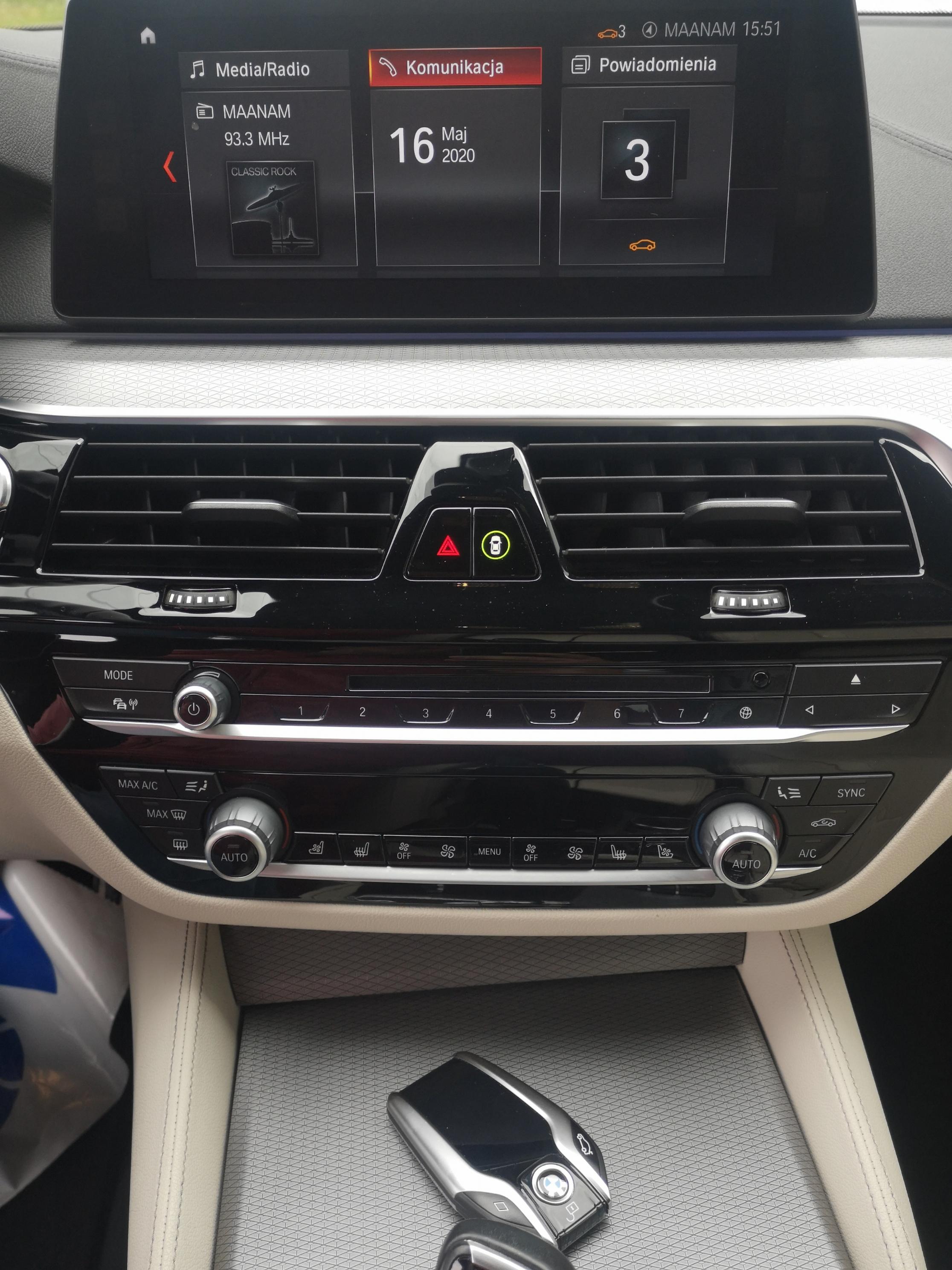 Zdjęcie BMW 520d g30